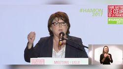 Après son réquisitoire anti-Macron et Valls, Aubry fait applaudir... le