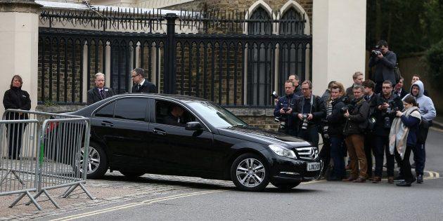 George Michael a été enterré ce mercredi 29 mars au cimetière de Highgate, dans le nord de