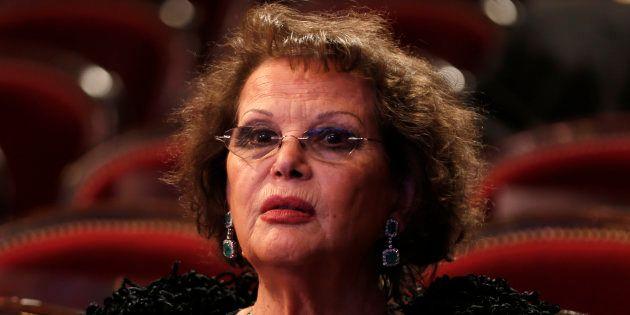 Claudia Cardinale réagit à