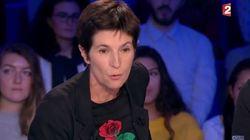 Garrido accuse implicitement Angot de racisme envers cette députée