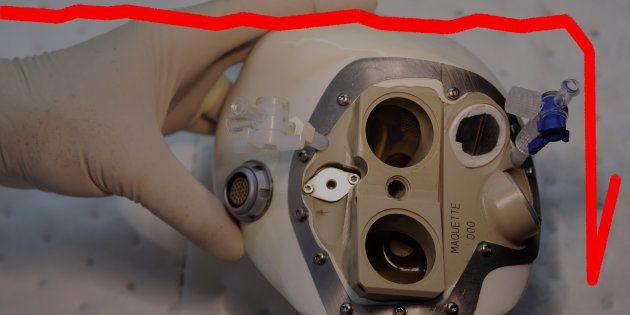 Les cœurs artificiels Carmat chutent en bourse après la suspension des essais