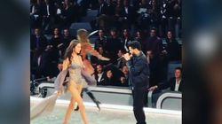 Chez Victoria's Secret, la rencontre des ex entre Bella Hadid et The Weeknd a focalisé toute