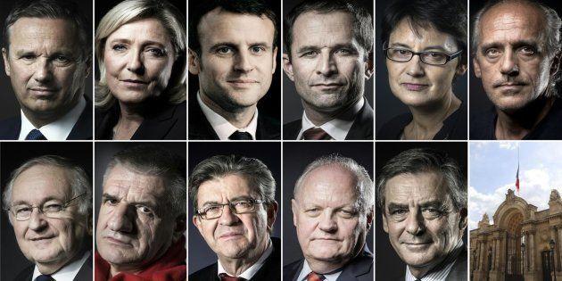 Mélenchon président, Le Pen derrière Poutou... cette expérience