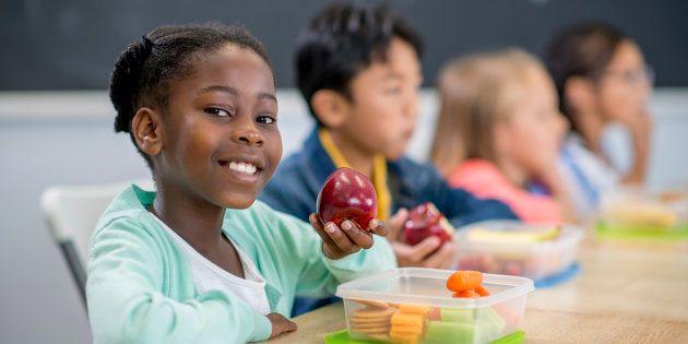 Comment se forme le goût chez les enfants?