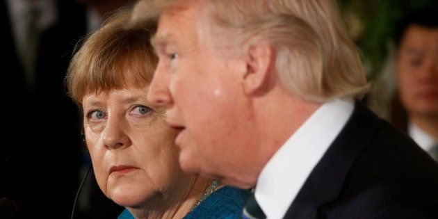 L'exemple Merkel montre l'ignorance de Trump en matière diplomatique... et augure pour