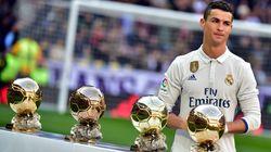 Quatre joueurs français en lice pour le Ballon d'Or 2017, Pogba