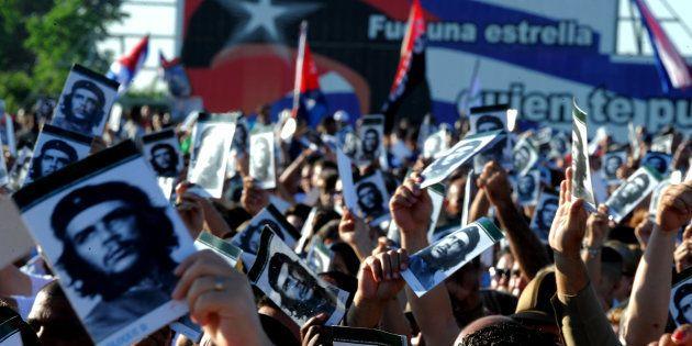 Des Cubains participent aux commémorations du 50ème anniversaire de la mort