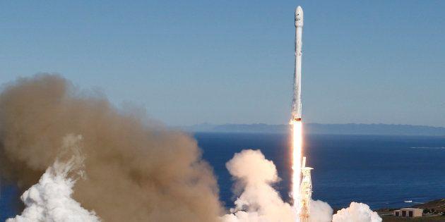 SpaceX (photo d'illustration, 14 janvier