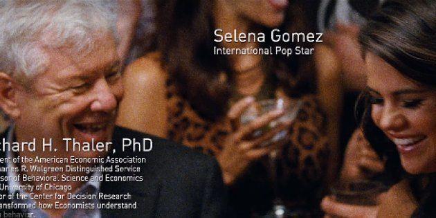 Quand le Prix Nobel d'Économie donnait la réplique à Selena