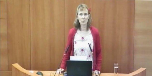Muriel Baumal a invité les élus