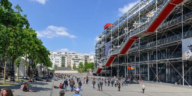 Les agents du Centre Pompidou sont en grève non pas pour eux-mêmes mais pour la pérennité du