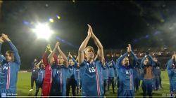 Pour la première fois, on va voir le clapping des Islandais en Coupe du