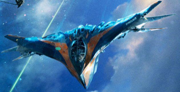 Les vaisseaux spatiaux des films de science-fiction pourraient-ils vraiment