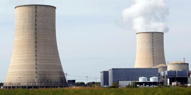 La centrale nucléaire de Golfech, entre Agen et