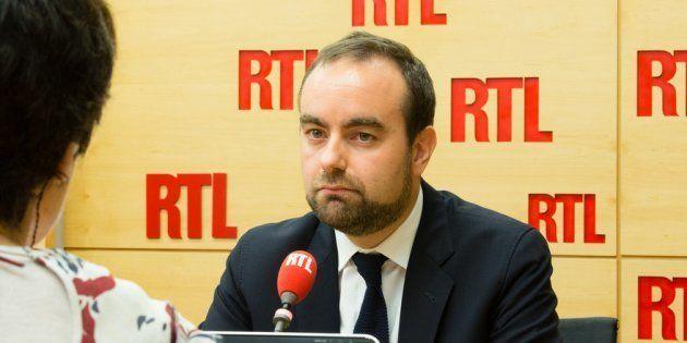 Menacé d'exclusion de LR, le ministre Lecornu menace de saisir la