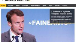Les cybermilitants Insoumis contraints de fermer leur site parodique de France