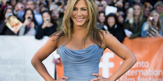 Jennifer Aniston regrette le bon vieux
