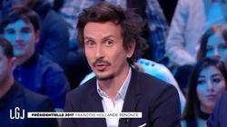François Hollande a complétement gâché la promo d'Arnaud