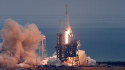 Le patron de SpaceX veut aller encore plus loin dans le recyclage de ses
