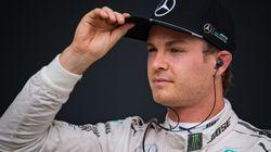 Tout juste champion du monde de F1, Rosberg annonce sa