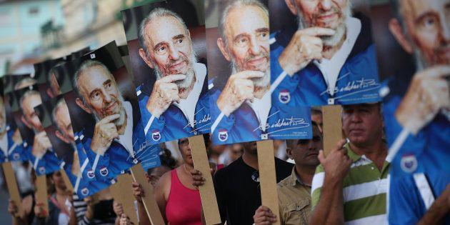 Affiches de Fidel Castro