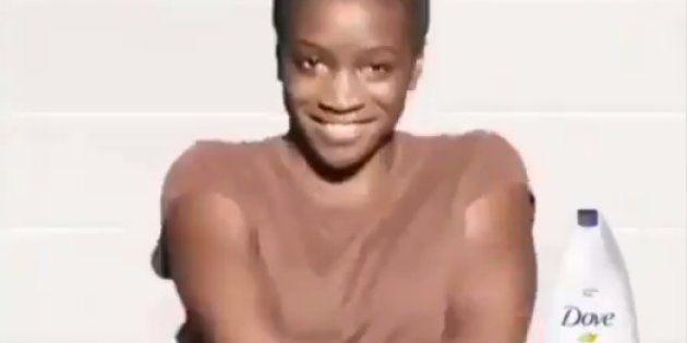L'une des actrices de la publicité Dove répond aux accusations de