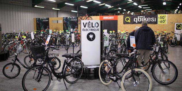 Après la suppression d'une prime à l'achat, le vélo électrique sera bien subventionné en