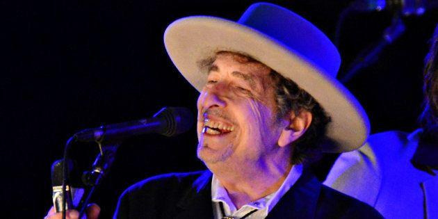 Bob Dylan en juin
