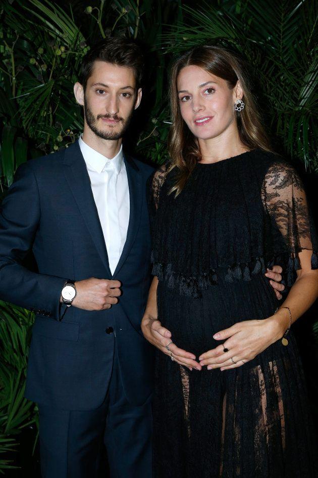 Pierre Niney et Natasha Andrews vont être parents pour la première