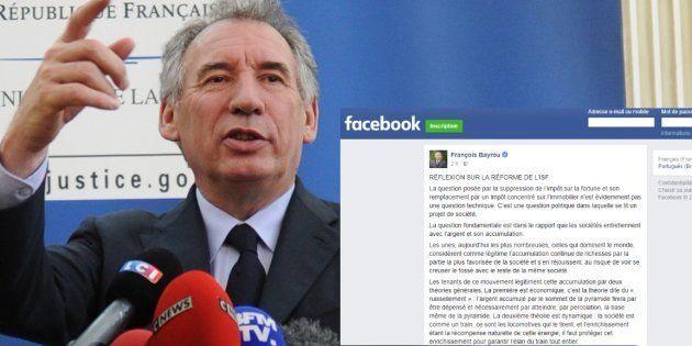 Bayrou franchit un cap dans sa critique du budget