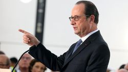 François Hollande est enfin