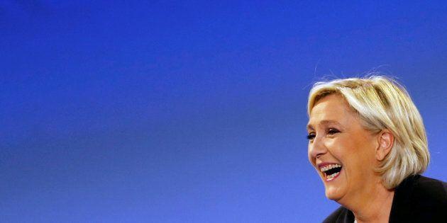 Marine Le Pen en meeting ce dimanche à