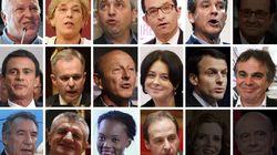 Ils sont plus de 40 à avoir annoncé leur candidature pour 2017 (mais pour combien de