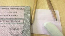 Un chanteur italien accuse son bureau de vote de lui avoir donné un stylo effaçable pour remplir son
