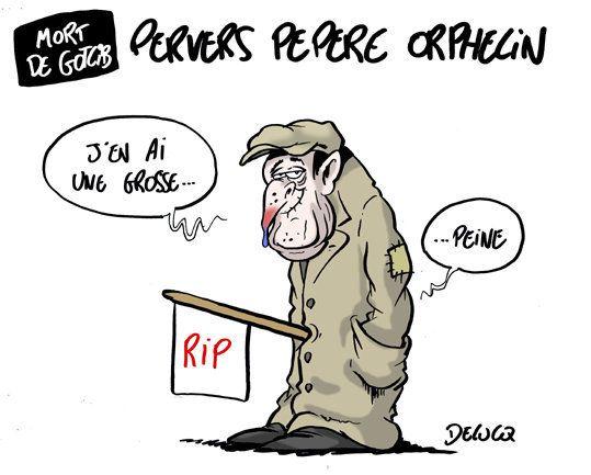 Pervers Pépère rend hommage à son
