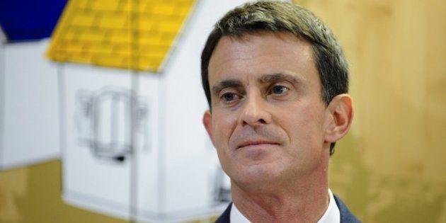 Manuel Valls annoncera sa candidature à la présidentielle 2017 en fin d'après-midi à