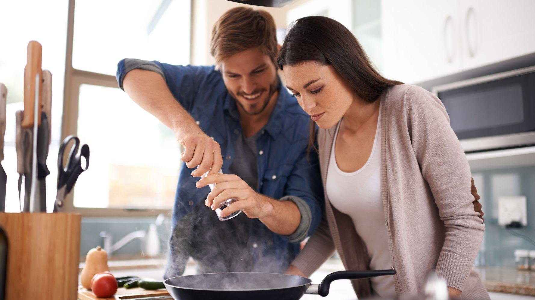 Idée Repas Pour Deux Amoureux que cuisiner pour séduire? ce témoignage à base de tinder et