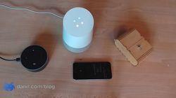 Il crée une conversation infinie entre Siri et deux autres intelligences