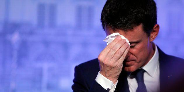 Le Premier ministre Manuel Valls le 2 décembre