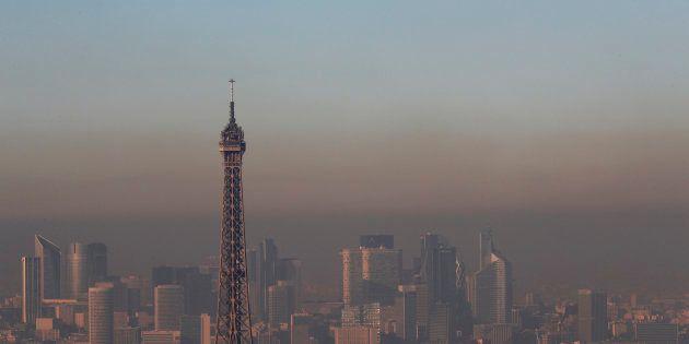 Les effets de la pollution à Paris