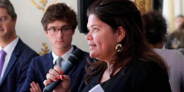 Raquel Garrido assume de ne pas avoir déclarer ses revenus à cause de la