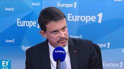 Valls accuse désormais Mélenchon de complaisance avec