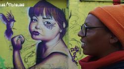 BLOG - Femme et artiste graffeuse, comment Doudou Style a conquis l'espace public aux yeux de