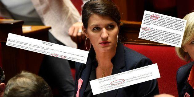 Malgré les recommandations des ministres Muriel Pénicaud et Marlène Schiappa (en photo), l'écriture inclusive...