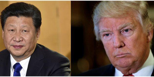 Pourquoi la rencontre entre le président chinois et Donald Trump est cruciale. REUTERS/Toby Melville/Mike...