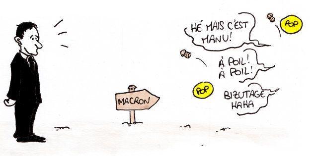 Infiltré en BD dans les équipes présidentielles: les militants de Benoît Hamon se sentent de plus en...