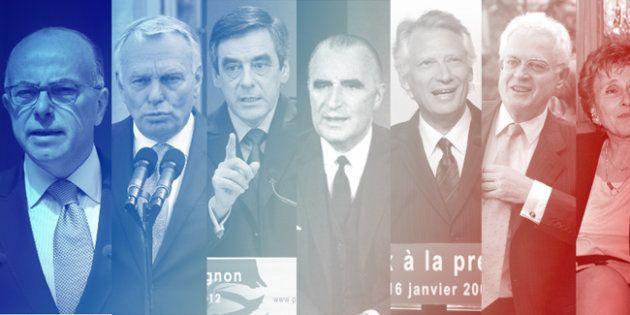 Les records des premiers ministres de la Ve