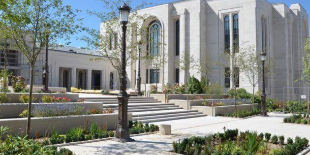 Le tout premier temple mormon en France métropolitaine va ouvrir ses portes à quelques pas du château...