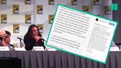 Jason Momoa alias Khal Drogo s'excuse après une blague de 2011 sur le