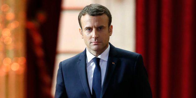 Macron choisit le groupe TF1 pour sa première grande interview télévisée ce